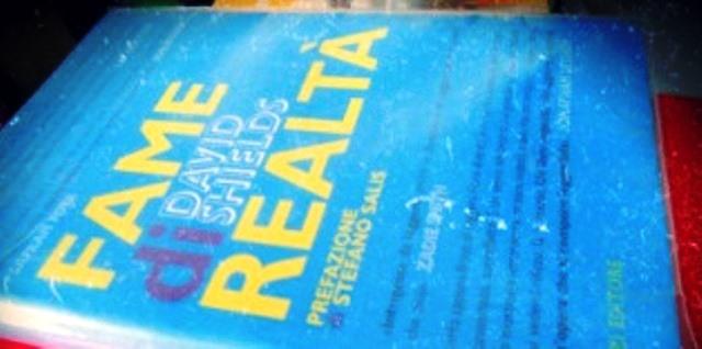 Fame di realtà. Un manifesto sulla fine della letteratura?