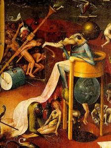 H. Bosch - particolare