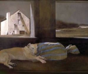 Andrew Wyeth - Night  sleeper
