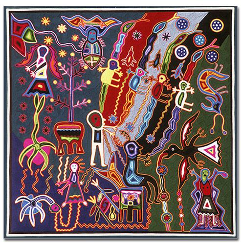 Sogno iniziatico dello sciamano