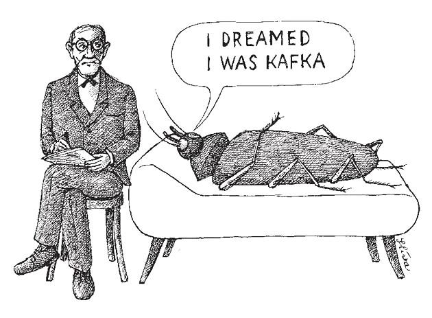 F. Kafka – Lettere a Milena, p9