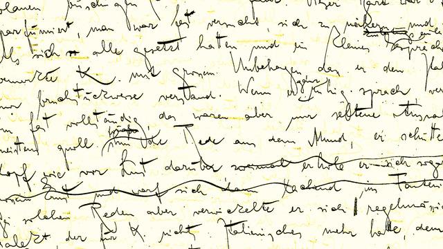 F. Kafka – Lettere a Milena, p6