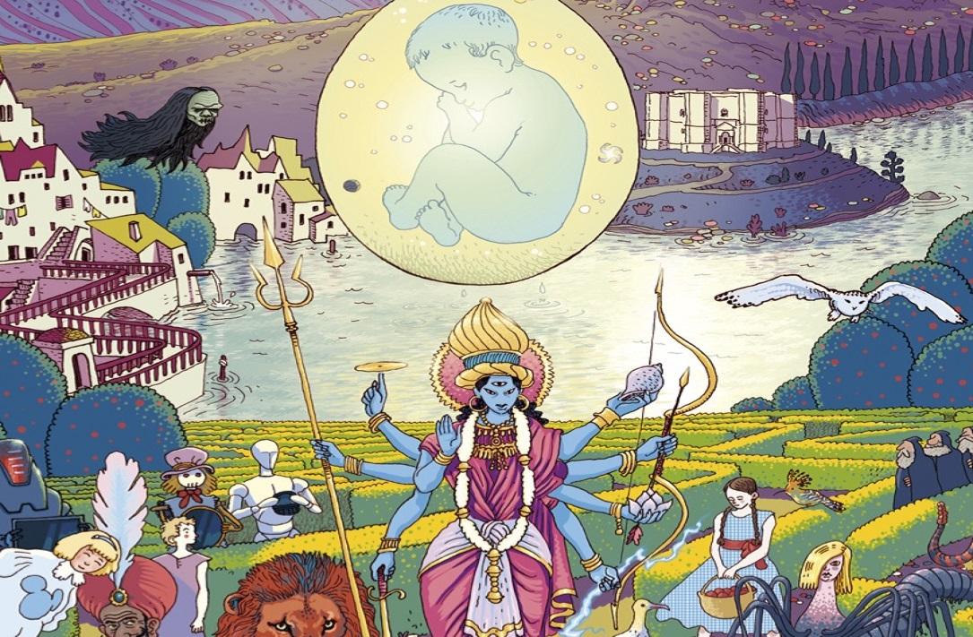 L'impero del sogno e la letteratura di Vanni Santoni. Un'intervista