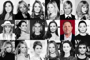 Tutte le donne di Weinstein