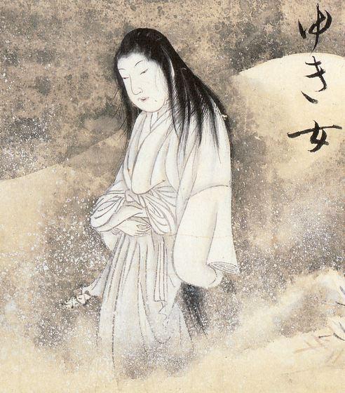 雪女 Yuki-Onna