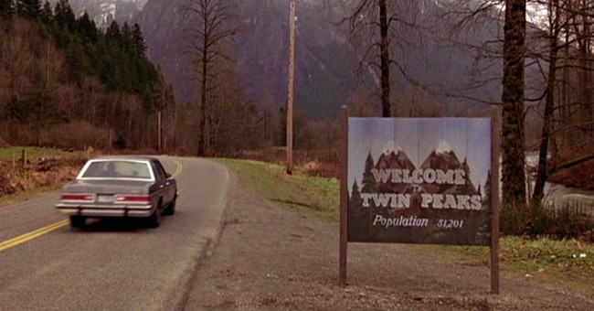 Road to Twin Peaks. Dossier
