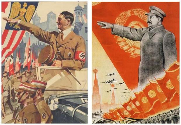 Iosif Adolf Vissarionovič – Teratogenesi della storia