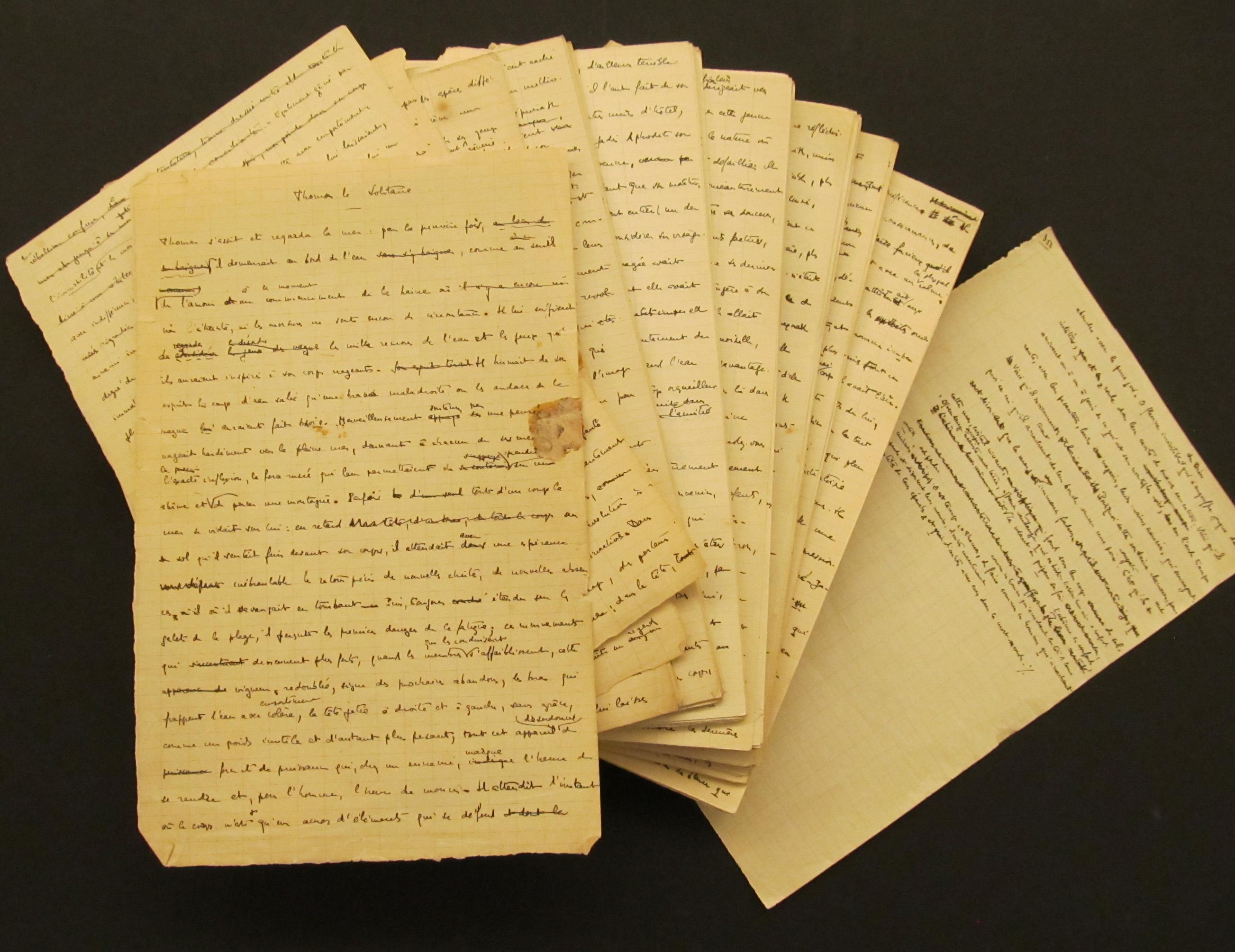 Maurice Blanchot e l'esperienza della scrittura
