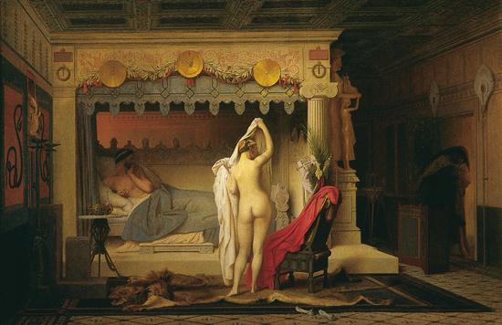 Filologicon Crapula: Gige e Candaule