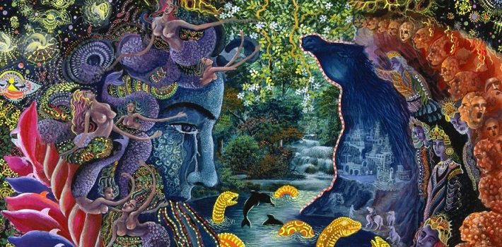 Conversazioni con gli Sciamani – Agnese Grieco