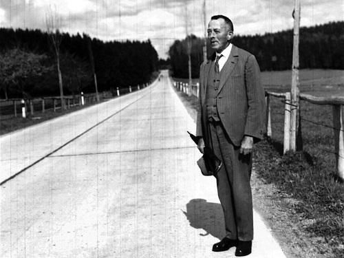 La passeggiata. Robert Walser